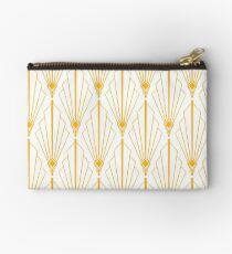 Art deco geometrical pattern 1 Studio Pouch