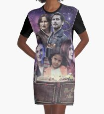 Once Upon A Time a new chapter Graphic T-Shirt Dress