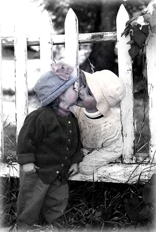 kiss by clare scott
