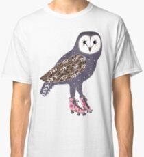 I skate OWL night long Classic T-Shirt