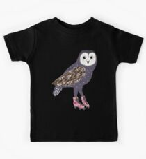 I skate OWL night long Kids Clothes