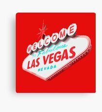 Las Vegas - Nevada Canvas Print