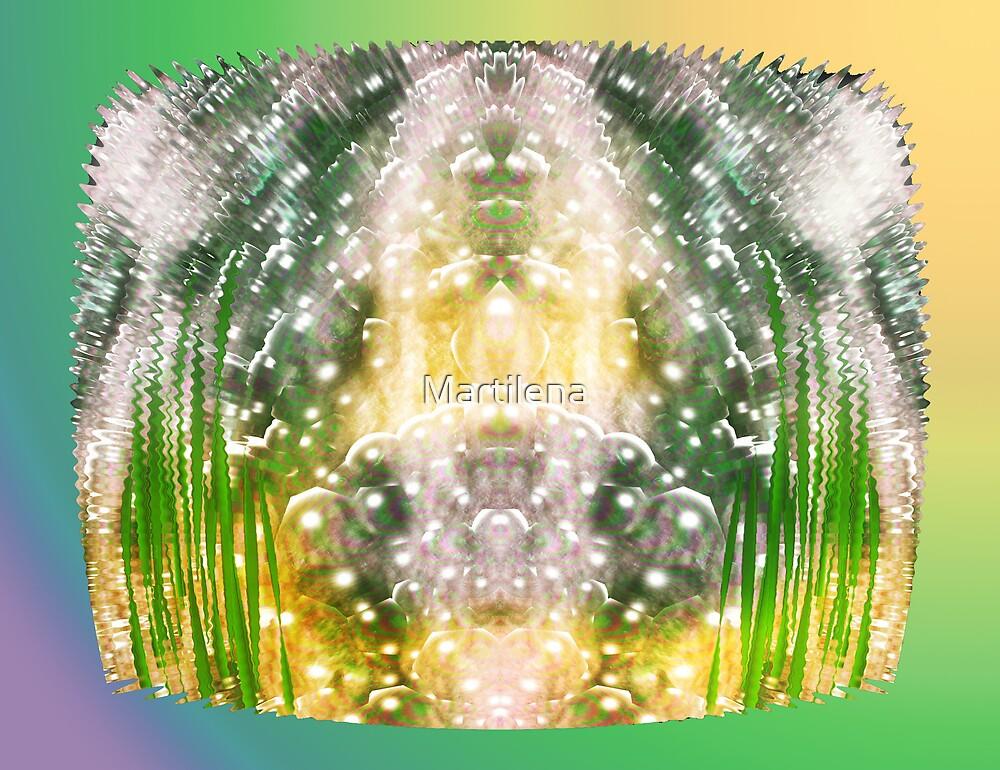 Meditation II by Martilena