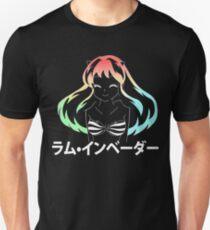 LUM INVADER black ver. T-Shirt