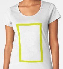 Del the Funky Homosapien - No Need For Alarm cartoon head replica shirt Women's Premium T-Shirt