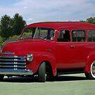 1953 Chevrolet Suburban by TeeMack