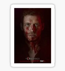 Klaus Mikaelson - The Originals Character Poster Sticker