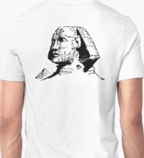 Sphinx, Egypt, Egyptian, mythical creature, head of a human and the body of a lion T-Shirt