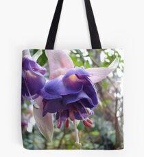 Fuchsia XIV Tote Bag