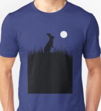 Moonlit Rabbit T-Shirt