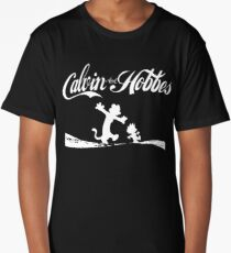 Calvin and Hobbes COKE Long T-Shirt