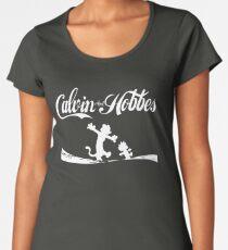 Calvin and Hobbes COKE Women's Premium T-Shirt