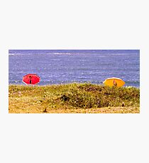 Sea front Photographic Print