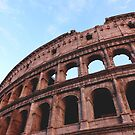 Colosseum, Rome by liilliith