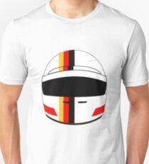 sebastian vettel 2017 helmet Unisex T-Shirt