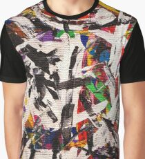 Harmony Moully Jewish Abstract Judaica Graphic T-Shirt