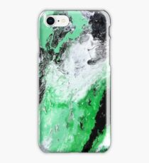 Hallucinogenic landscape iPhone Case/Skin