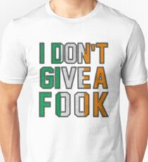 I Dont Give a Fook T-Shirt