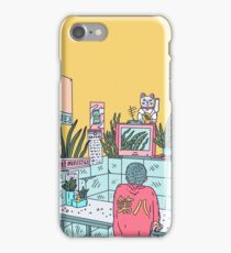 Neon Asia iPhone Case/Skin