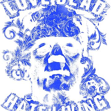 Love Dead Hate Living Blue by leea1968