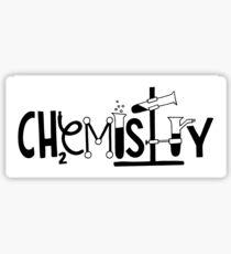 Chemistry equipment Sticker