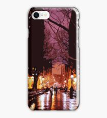 Rainy Nights iPhone Case/Skin