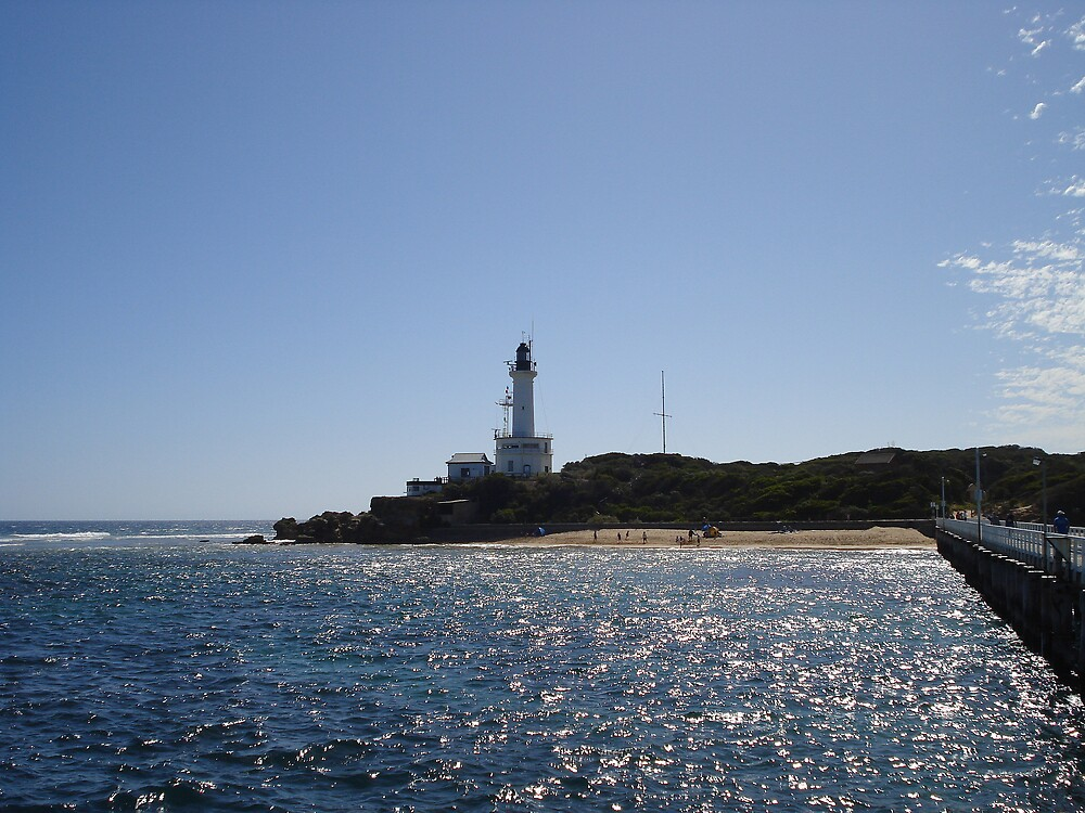Point Lonsdale Lighthouse by Chris Kean