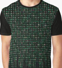 Rune Matrix Graphic T-Shirt