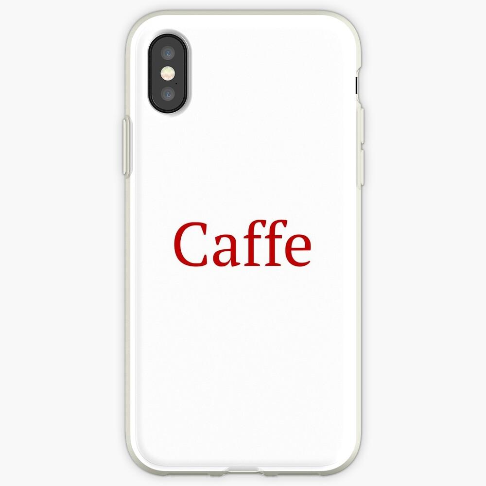 Caffe - Deep Learning Framework iPhone-Hüllen & Cover