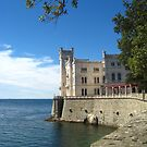 Miramare Castle by Maria1606