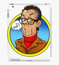 john shuttleworth iPad Case/Skin