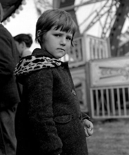 Frances at the fair by david malcolmson
