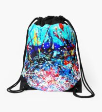 Ink Drawstring Bag