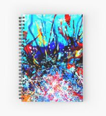 Ink Spiral Notebook