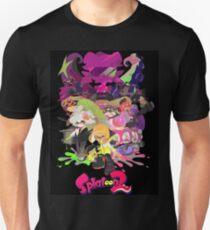 Splatoon 2 Poster Unisex T-Shirt