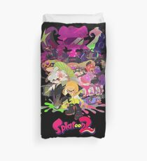 Funda nórdica Póster Splatoon 2