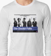 Choose Life. Choose Regeneration. - Doctor Who/Trainspotting Parody Poster T-Shirt
