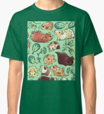 Guinea Pig Huddle Classic T-Shirt