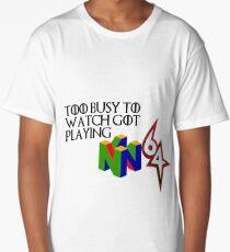 Why I don't watch GOT Long T-Shirt