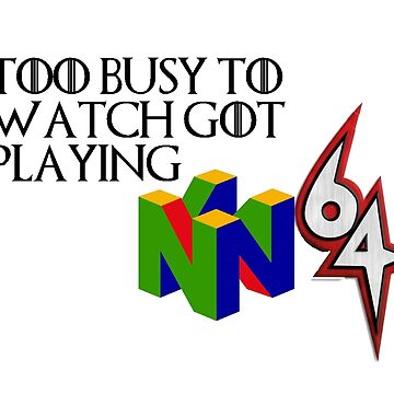 Why I don't watch GOT by TheNintendo64er