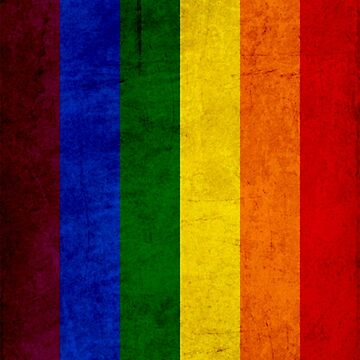 Gay pride flag by jessW98