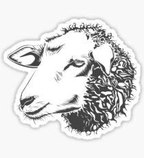 Cool sheep Sticker