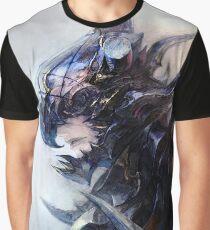 Azure Dragoon Estinien Graphic T-Shirt