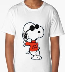 The Peanuts - Snoopy Joe Cool Long T-Shirt