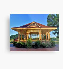 New Farm Park Rotunda Metal Print