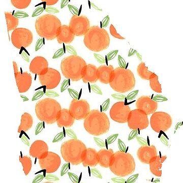 Georgia Peaches by coleenross