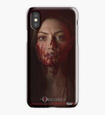 Hayley Marshall - The Originals Character Poster iPhone Case/Skin