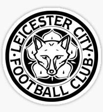 Leicester football Sticker