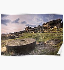Millstone Grit Poster