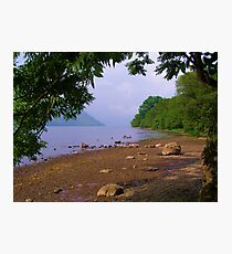 Tranquil Shore Photographic Print
